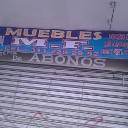 Muebles MF en Bogotá