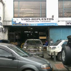 Yiro-Repuestos en Bogotá