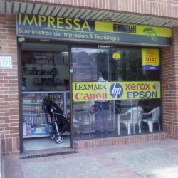 Impressa en Bogotá