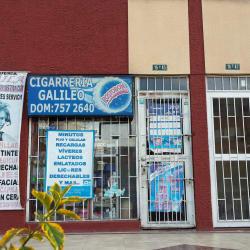 Cigarrería Galileo en Bogotá