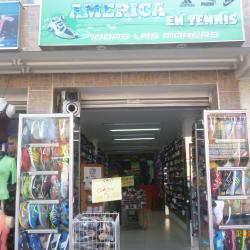 America en Tennis  en Bogotá