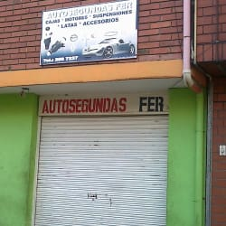 Autosergundas Ger  en Bogotá