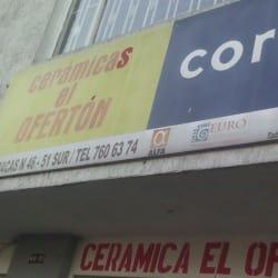 Cerámicas El Ofertón en Bogotá