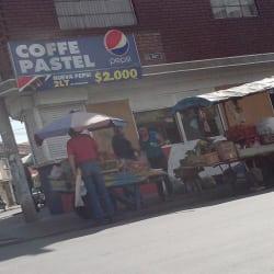 Cofee Pastel en Bogotá