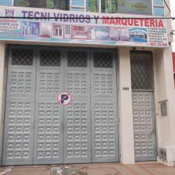 Tecni Vidrios Y Marquetería en Bogotá