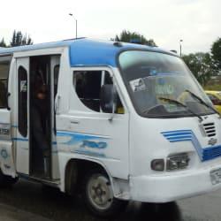 Cootransper en Bogotá