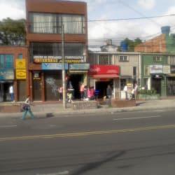 Materna Jireth en Bogotá