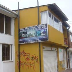 Cortinas Calle 12  en Bogotá