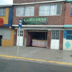 Cortinas Calle 65 en Bogotá