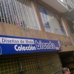 Diseños De Moda Colección Bionda en Bogotá