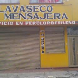 Lavaseco Mensajera en Bogotá