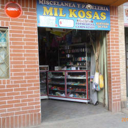 Miscelanea y Papeleria Mil Kosas en Bogotá