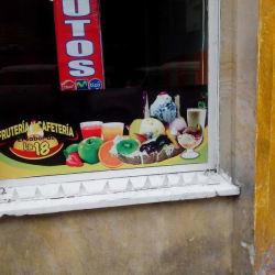 Frutería y Cafetería El Sabor de la 18 en Bogotá