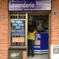Lavandería WV en Bogotá