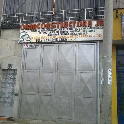 Ornaconstructora JR en Bogotá
