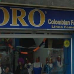 Oro Colombian Fashion en Bogotá