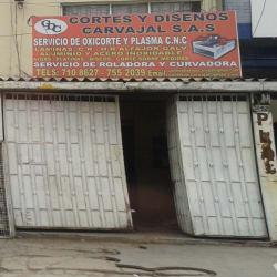 Cortes y Diseños Carvajal S.A.S en Bogotá