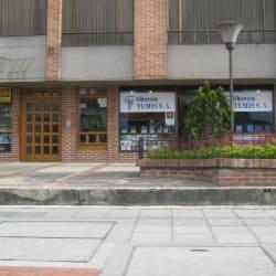 Librería Temis S.A en Bogotá
