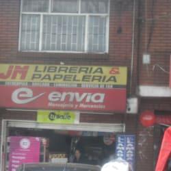 Librería y Papelería JM en Bogotá