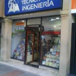 Librería Técnica y de Ingeniería en Bogotá