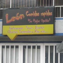 León Comidas Rápidas en Bogotá