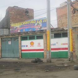 Estación de Servicio Lubricantes La 118 en Bogotá