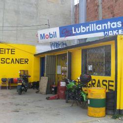 Lubrillantas  en Bogotá