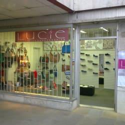 Lucie en Bogotá
