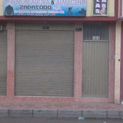 Remontadora Y Almacen Zapatodo H.J en Bogotá