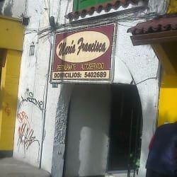 María Francisca Restaurante en Bogotá