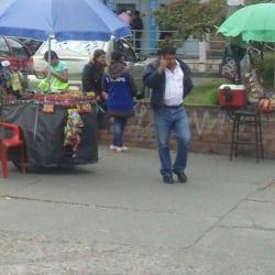 Carros de Dulces Avenida Boyacá - Calle 53 en Bogotá