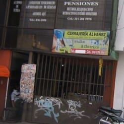 Cerrajería Alvarez en Bogotá