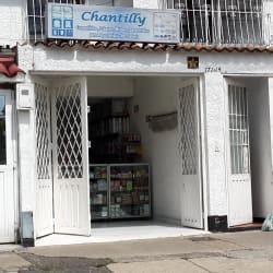 Chantilly en Bogotá