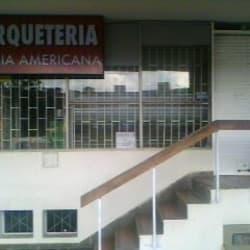 Marquetería Galería Americana en Bogotá