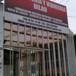 Marquetería y Vidriería  Dilau en Bogotá