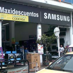 Maxidescuentos Samsung en Bogotá