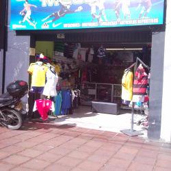 Mega Play en Bogotá