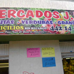 Mercados J.P. en Bogotá