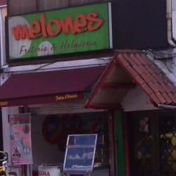 Melones Frutería y Heladería en Bogotá