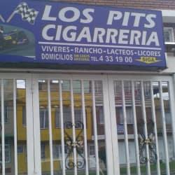 Los Pits Cigarrería en Bogotá