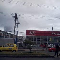KIA Motors Primera de Mayo en Bogotá