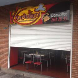 Krocantico Carrera 69 con 25 en Bogotá
