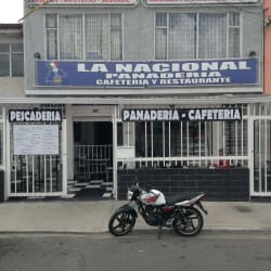 La U Nacional en Bogotá