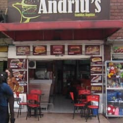 Andriu's en Bogotá