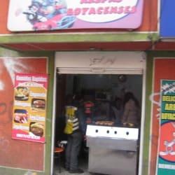 Arepas Boyacenses en Bogotá