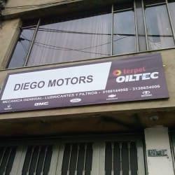 Diego Motors en Bogotá