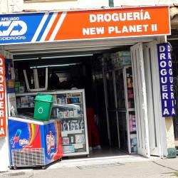 Droguería New Planet 2 en Bogotá