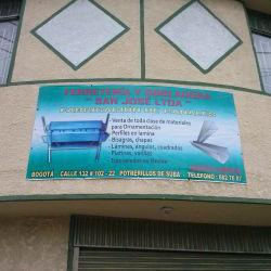 Ferretería y Dobladora San José Ltda en Bogotá