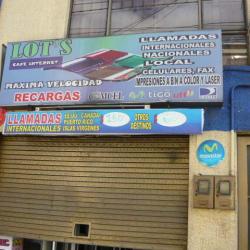 Lot's Café Internet en Bogotá