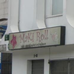 Maki Roll en Bogotá